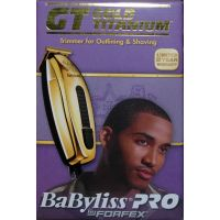 Babyliss Gt Gold Trimmer