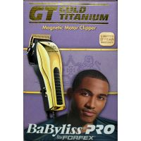Babyliss Gt Gold Clipper