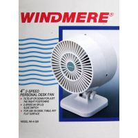 Windmere Personal Turbine Fan