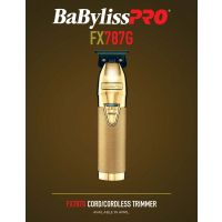 Babyliss Fx Trimmer Goldfx