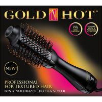 Gold N Hot Dryer&styler Volum