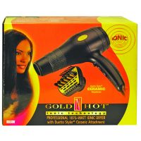Gold N Hot Dryer Ion Ceramic