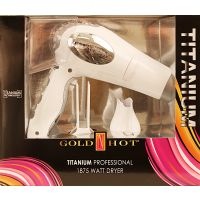Gold N Hot Titanium Dryer