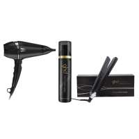 Ghd Platinum + Black Styler