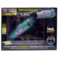 HOT TOOL DRYER IONIC AQUA