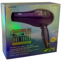 HOT TOOL DRYER TOURMLN LED