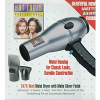 HOT TOOL DRYER MATTE SILVER
