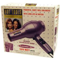 HOT TOOL DRYER SORBET LAVEND