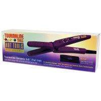 HOT TOOL FLAT IRON TOURMALINE