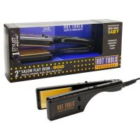 HOT TOOL FLAT IRON GOLD