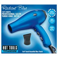 HOT TOOL DRYER RADIANT BLUE