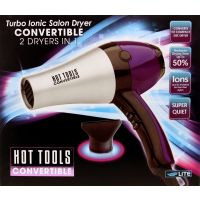 HOT TOOL DRYER CONVERTIBLE