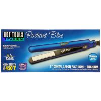HOT TOOL F/IRON RADIANT BLUE