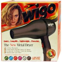 Wigo Dryer Metal Black