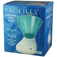 Profiles Facial Sauna Wide