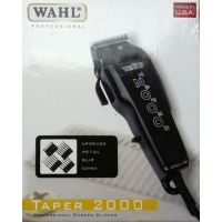Wahl Clipper Taper 2000 Blck