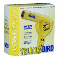 Conair Dryer Yellowbird