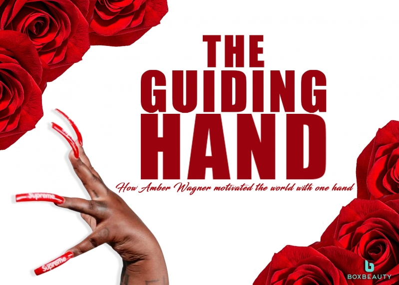 The Guiding Hand: How Amber Wagner motivated the world with one hand