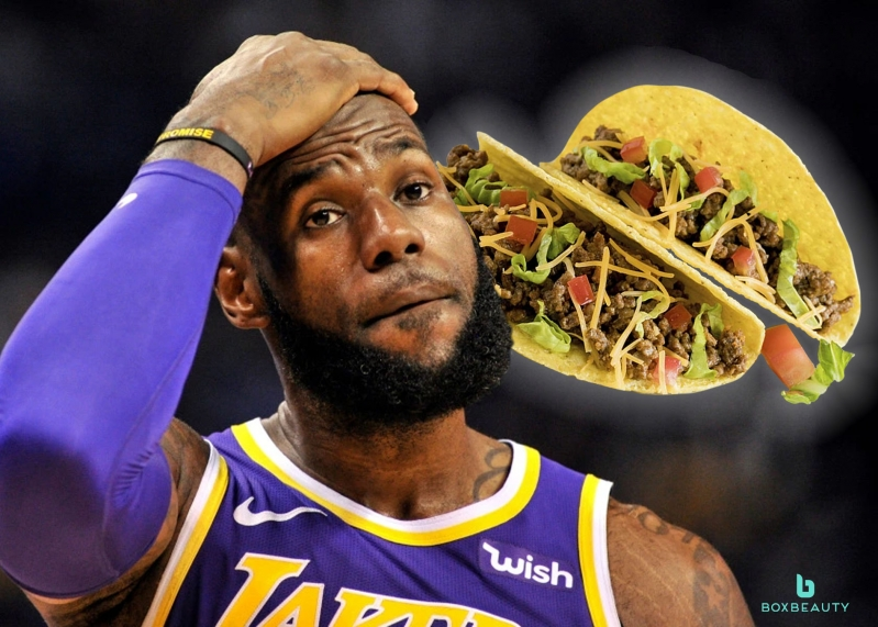Lebron James Can't Have Taco Tuesday