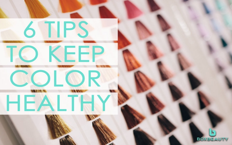 6 Tips for Safely Coloring Natural Hair