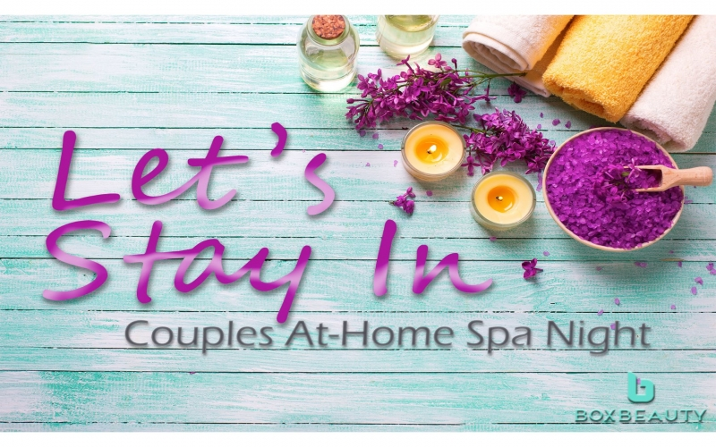 Couples At-Home Spa Night