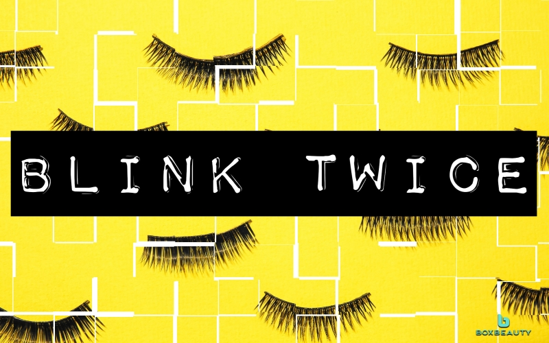 Blink Twice: How to Reuse Your Falsies