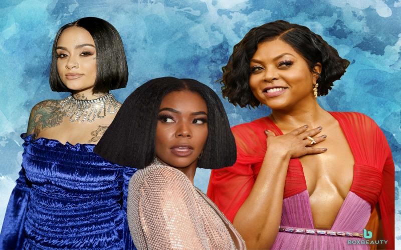 That Bob Life: Celebrities in Bobs