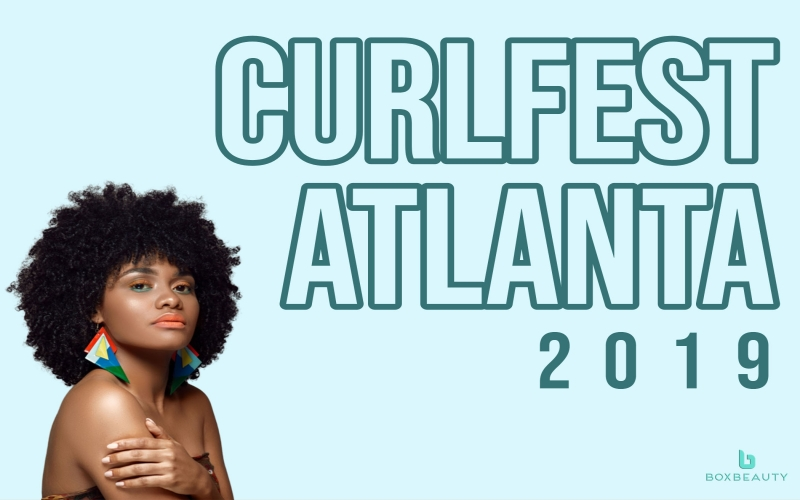 Naturally Iconic: Atlanta's First Curlfest