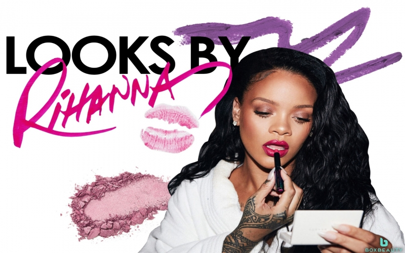 Looks By Rihanna