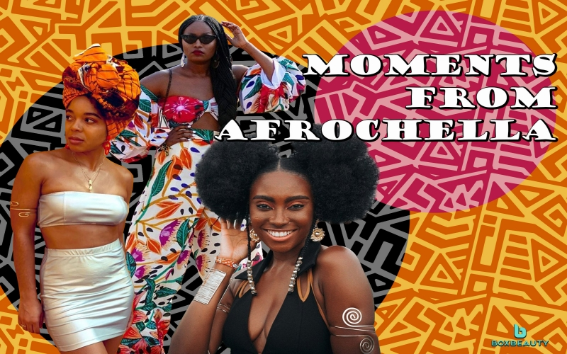 Moments from Afrochella 2019
