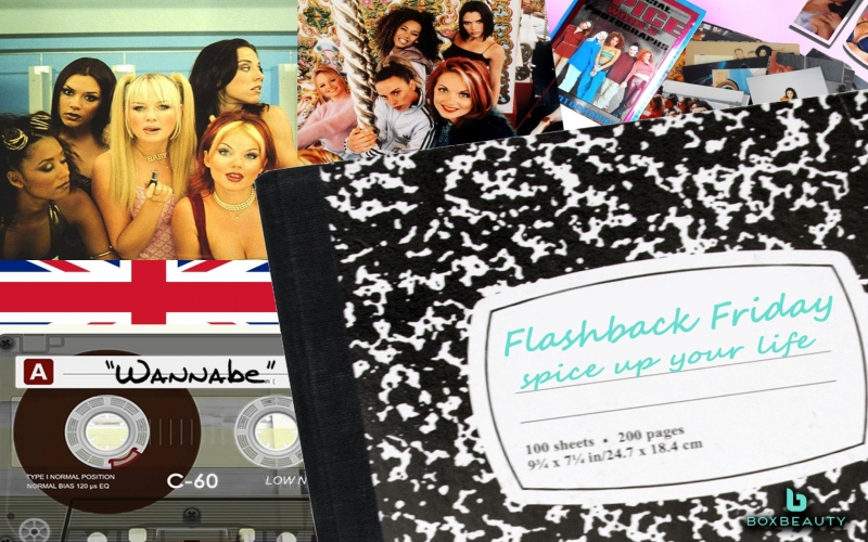 Flashback Friday: Spice Up Your Life
