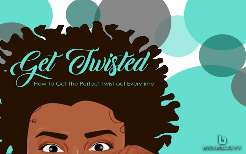 4 Must Have Products for the Perfect Twist-Out