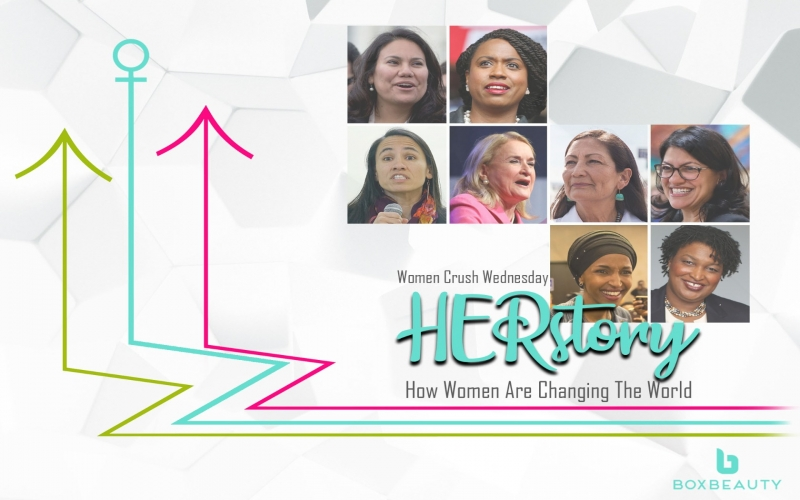 HerStory: Firsts for Women In the 2018 Midterms