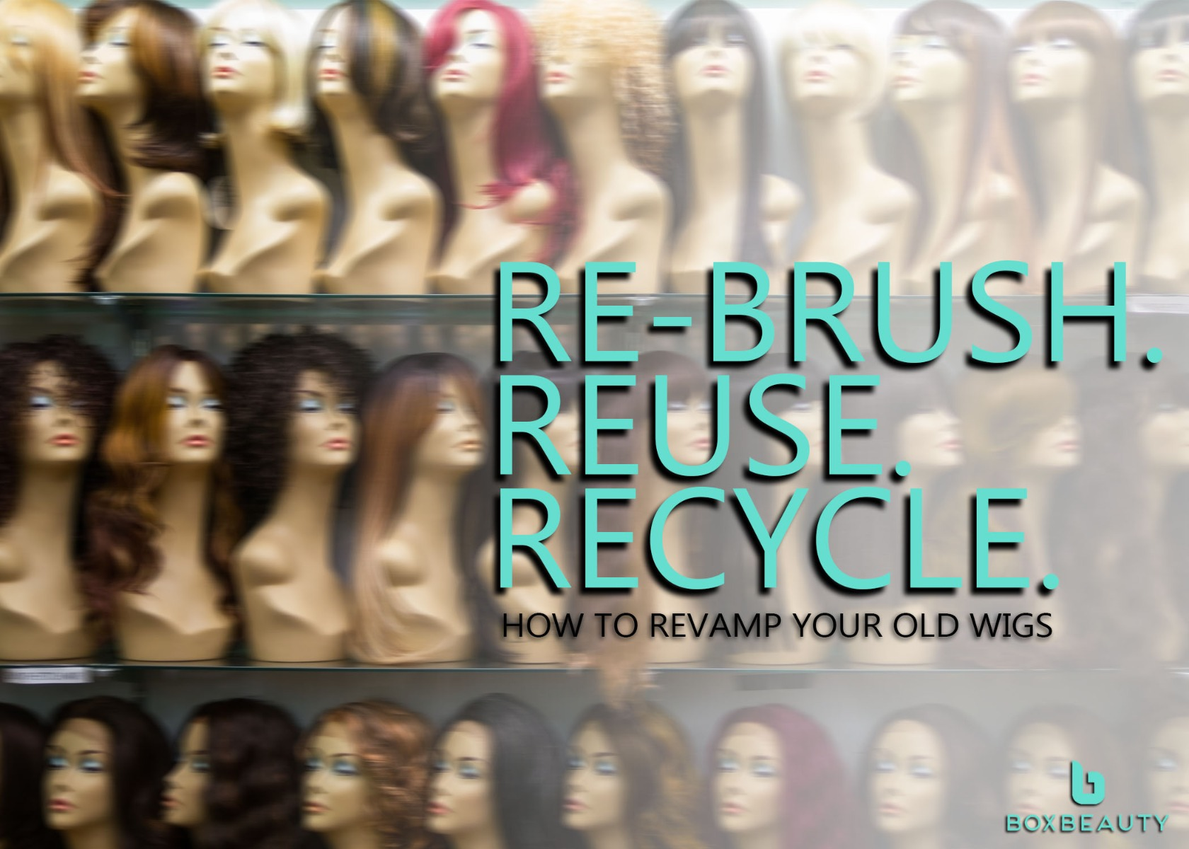 Re-brush. Reuse. Recycle.