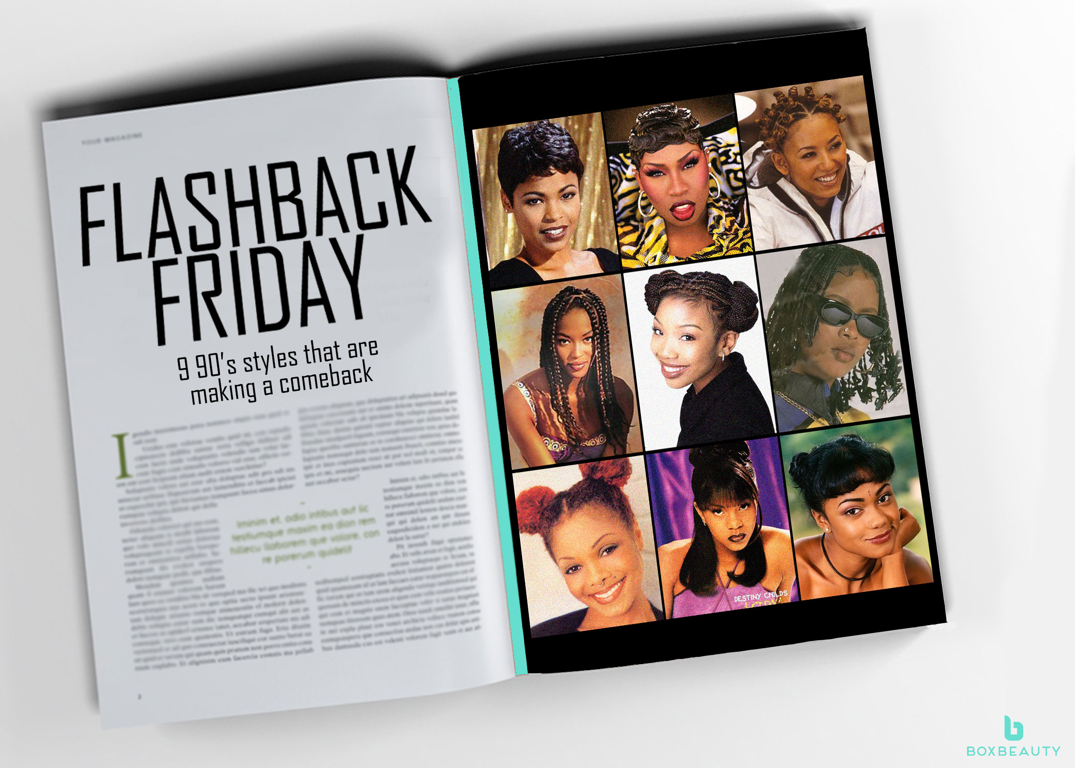 Flashback Friday: 9 90's styles that are making a comeback