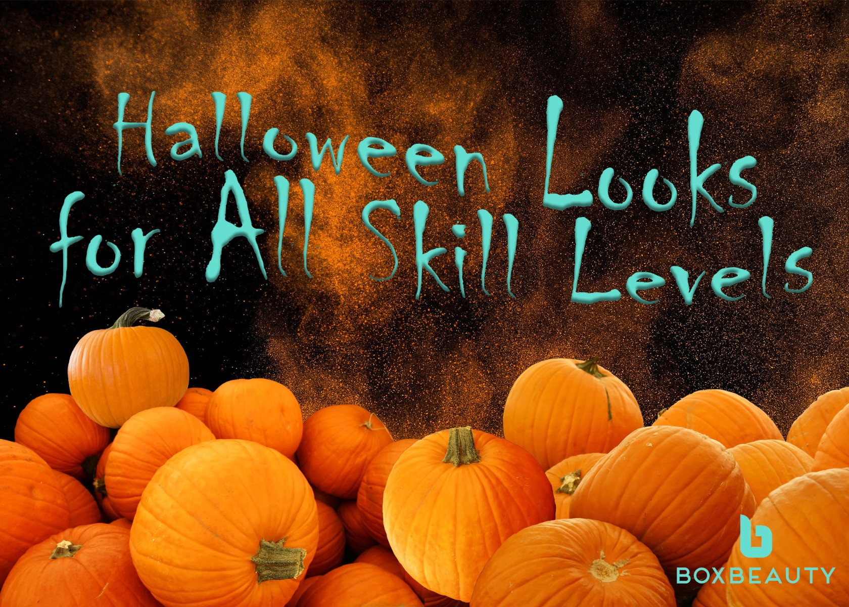 Halloween Looks For All Skill Levels