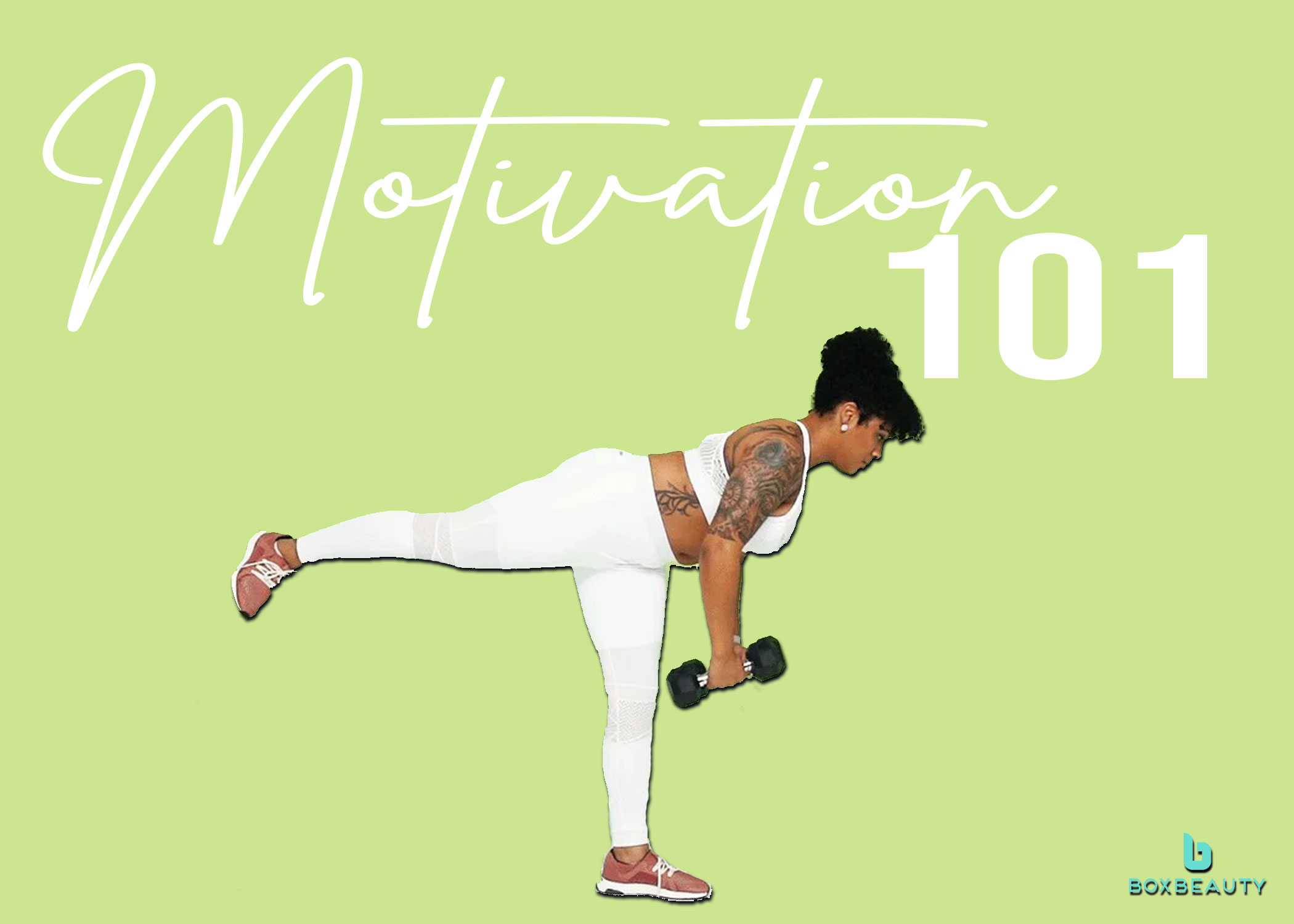 Motivation 101: How to Stay in the Gym