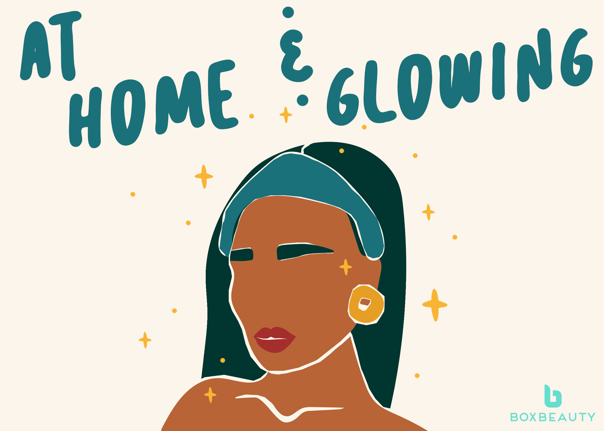 At Home & Glowing