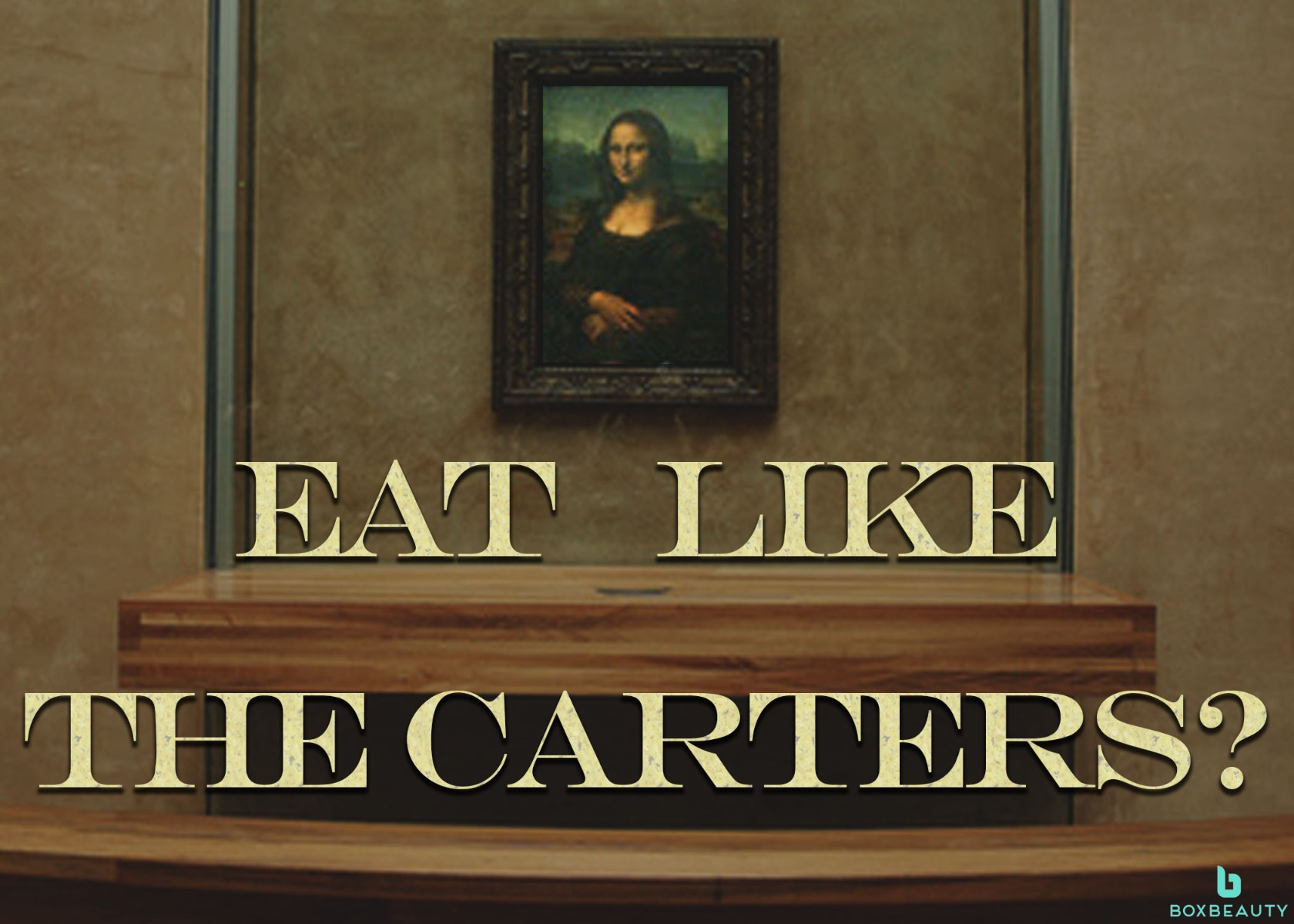 Eat Like The Carters?