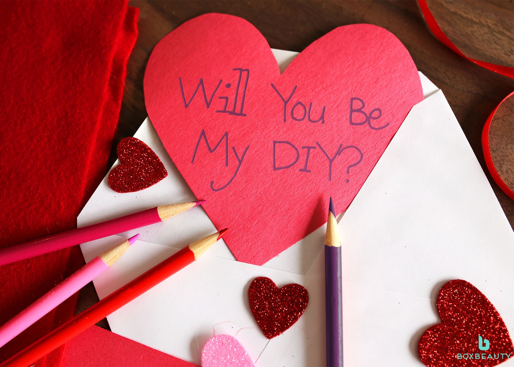 Will You Be My DIY?