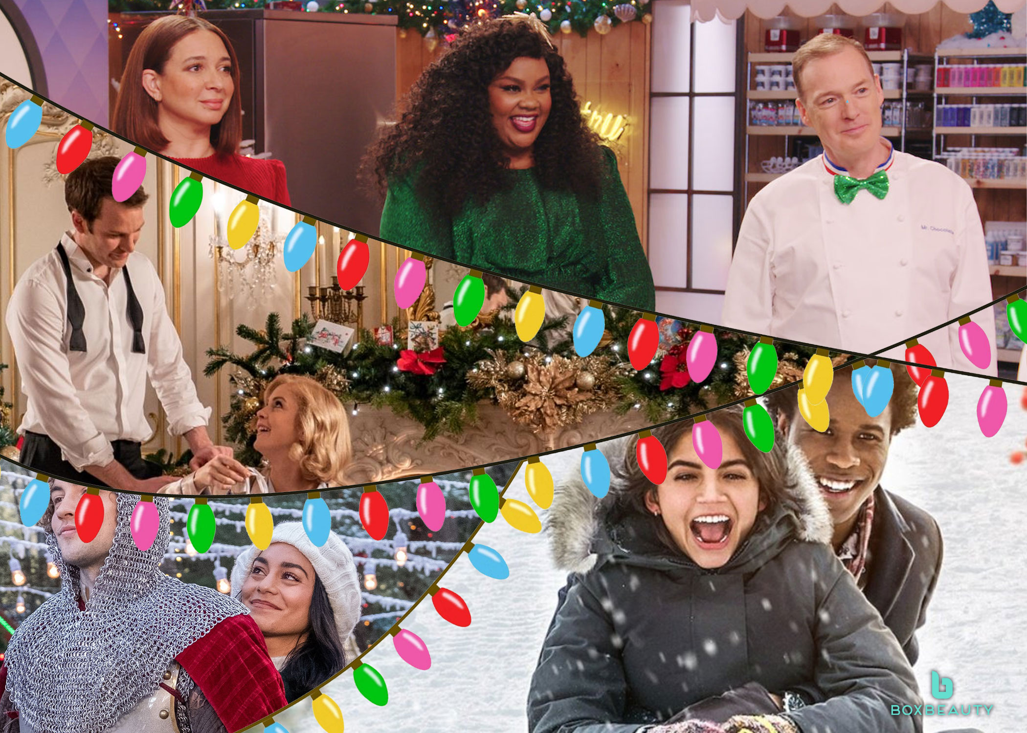 All the New Holiday Additions on Netflix This Year