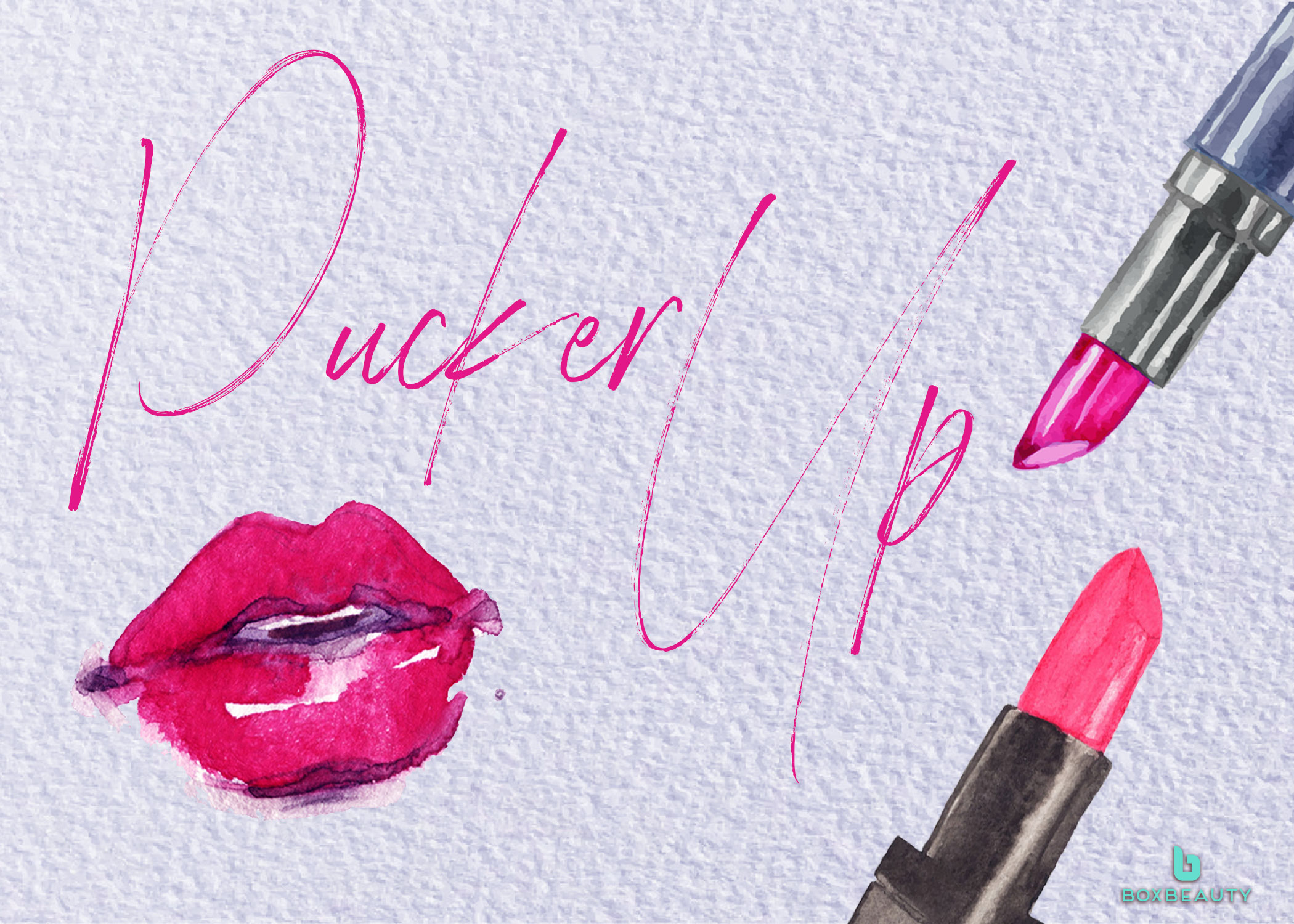 Pucker Up: The Lip Care Tips You Need to Know
