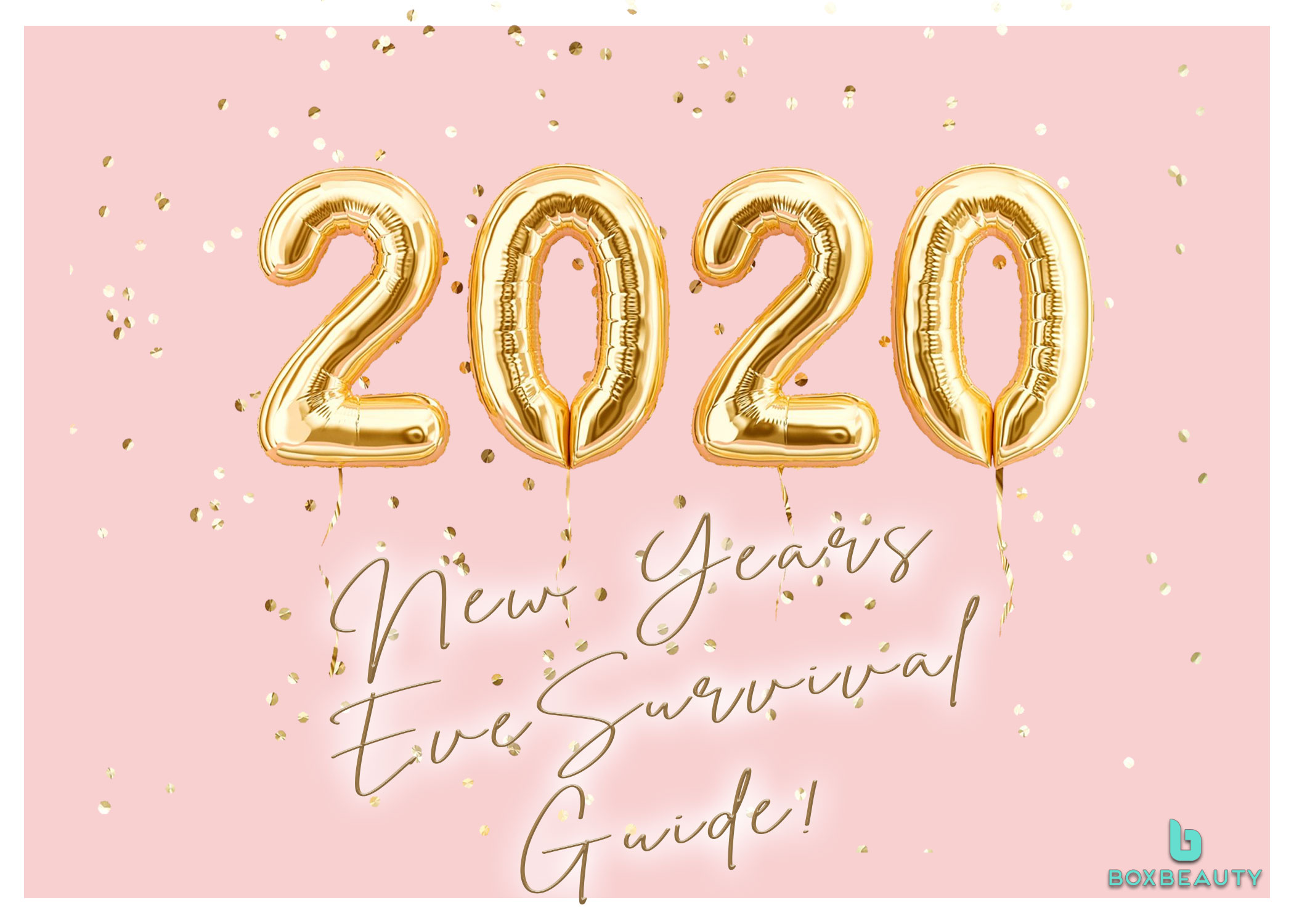 Box Beauty's New Year's Survival Guide
