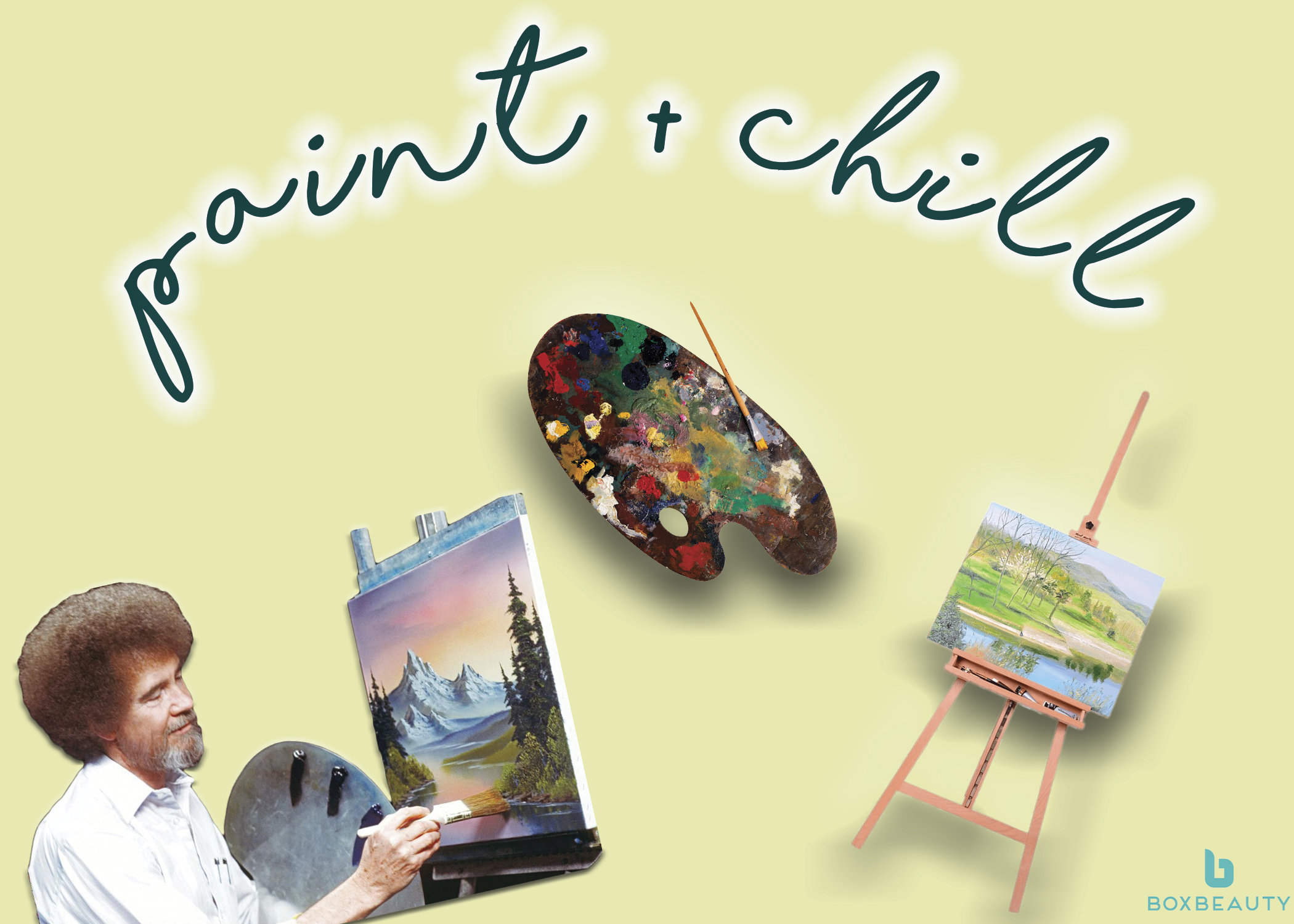 Paint + Chill