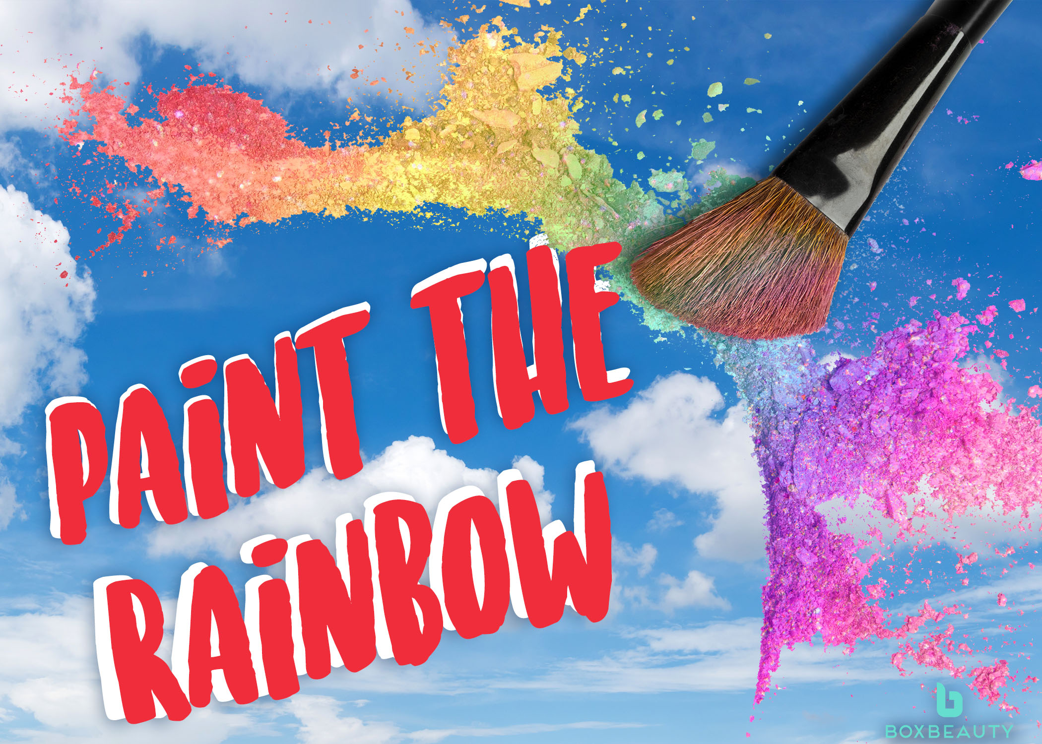 Paint The Rainbow