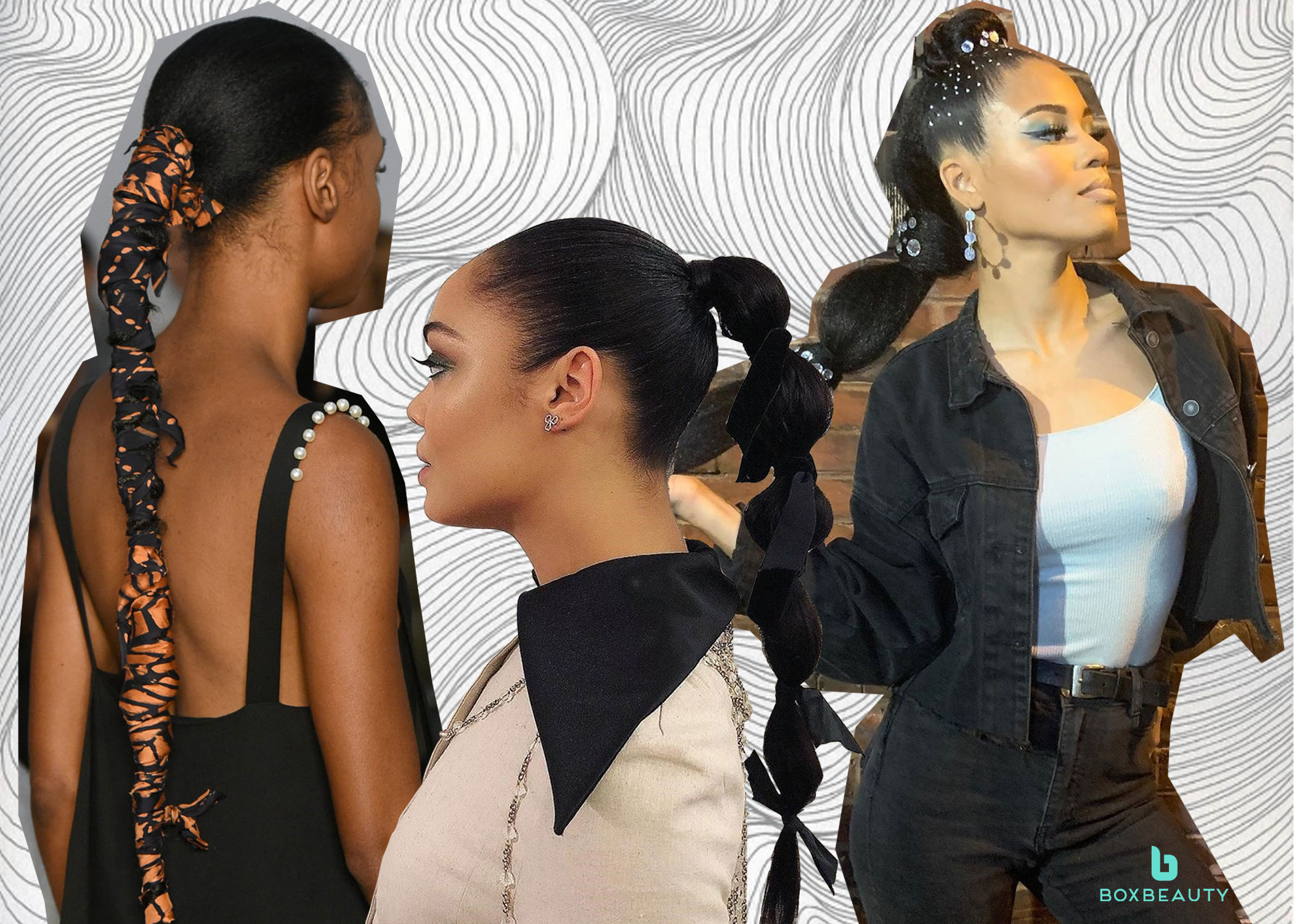 7 Ways to Switch Up Your Ponytail