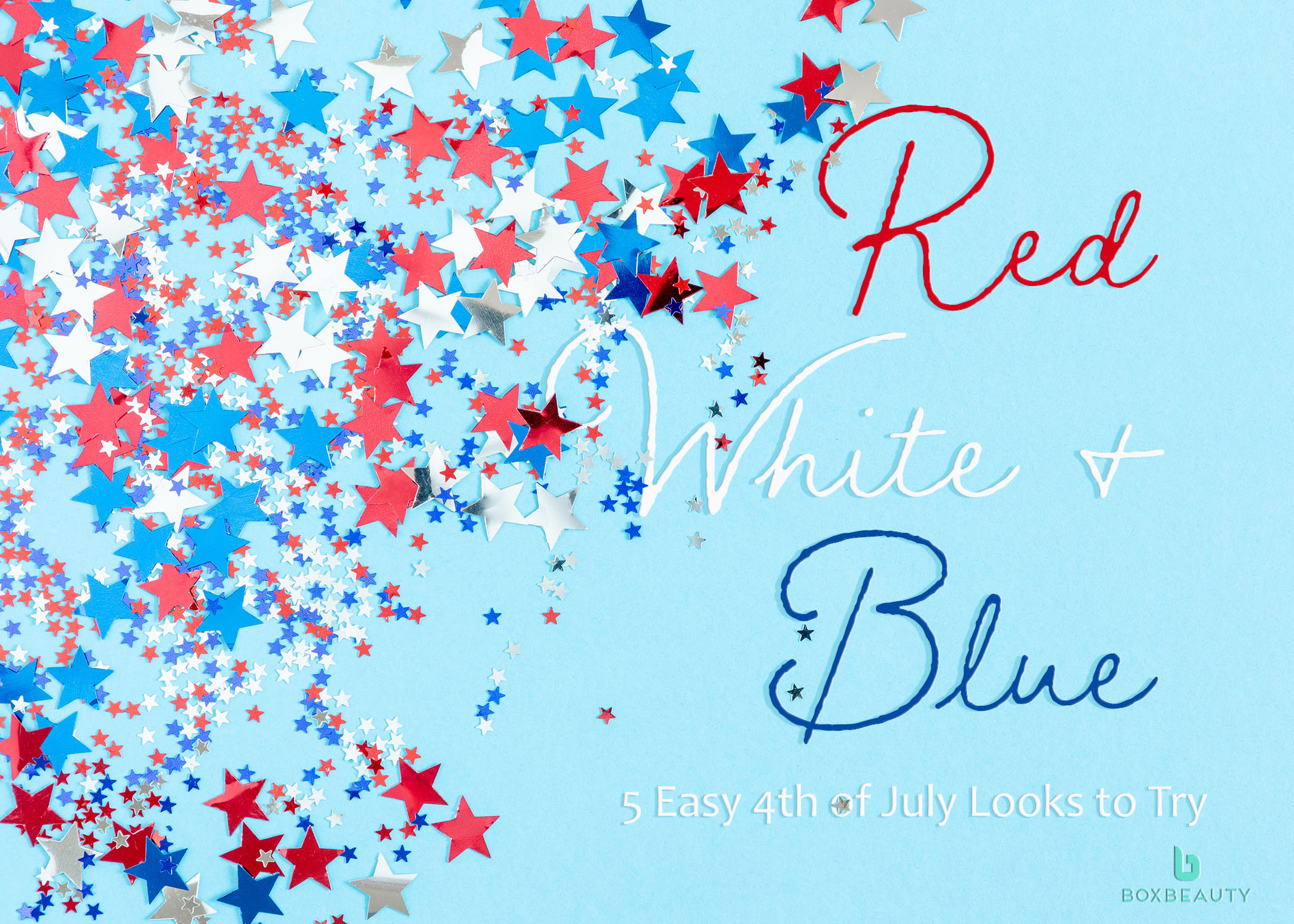 Red White & Blue