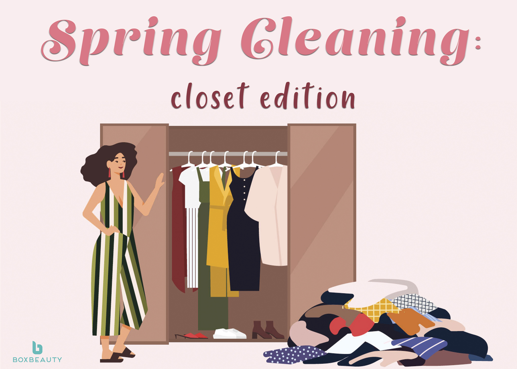Spring Cleaning: Closet Edition