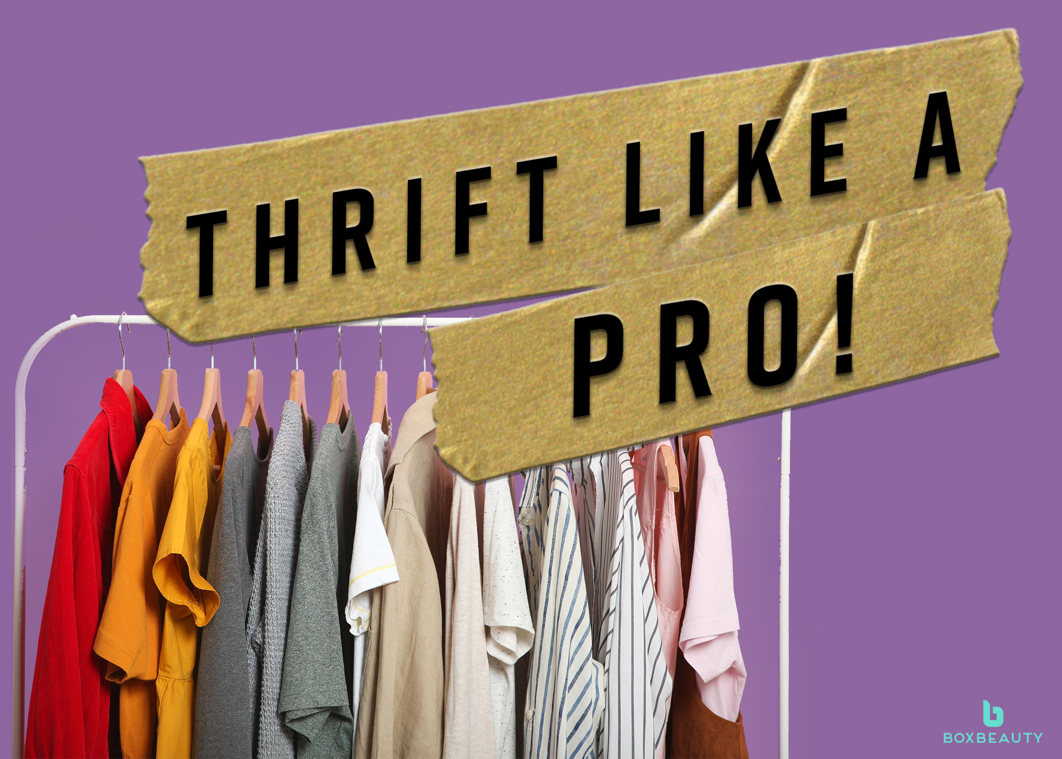 Thrift Like A Pro!
