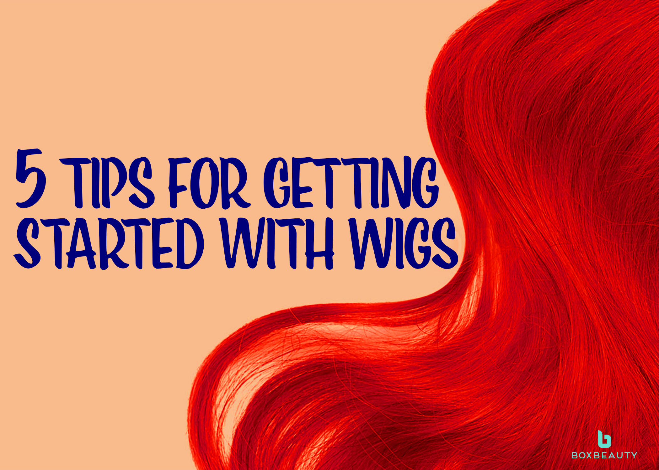 5 Tips for Getting Started with Wigs